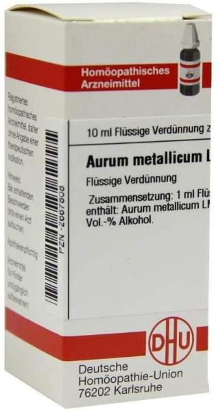 Lm Aurum Metallicum Vi