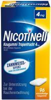 Nicotinell 96 Kaugummis Tropenfrucht 4 mg