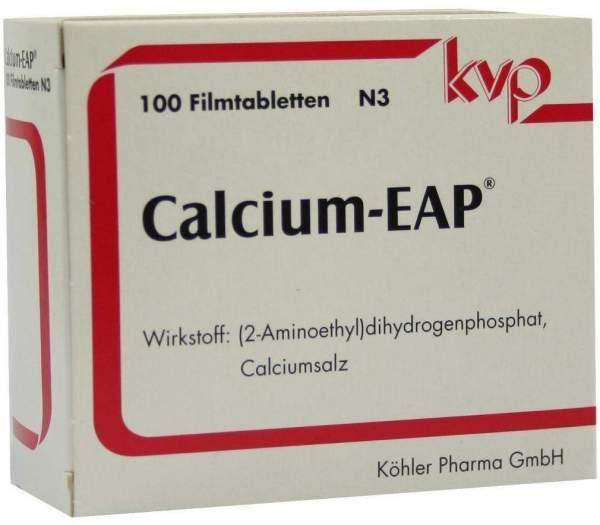 Calcium Eap 100 Magensaftresistente Tabletten
