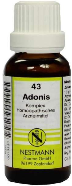 Adonis Komplex Nr. 43 20 ml Dilution