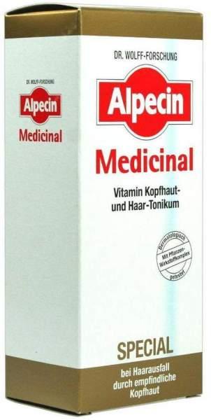 Alpecin Medicinal Special Vitamim Kopfhaut- und Haartonikum 200...