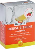 Gehe Balance Heiße Zitrone + Acerola Pulver 20 Sticks