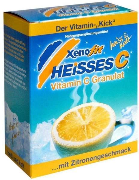 Xenofit Heisses C 10 X 9 G Beutel