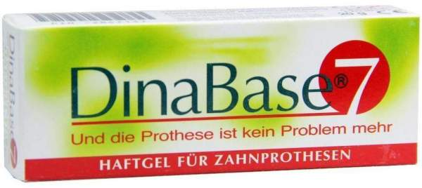 Dinabase 7 1 Haftunterfütterer Für Zahnprothesen