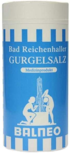 Bad Reichenhaller Gurgel- und Inhalationssalz 250 G