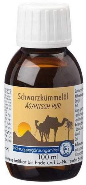 Schwarzkümmelöl Ägyptisch Pur 100 ml Öl