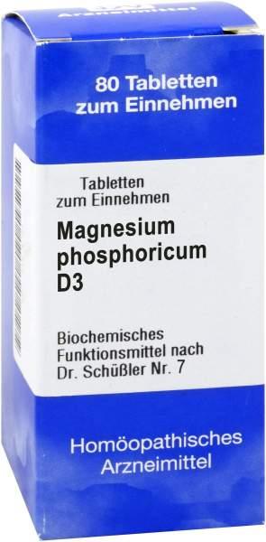 Biochemie Iso 7 Magnesium Phosphoricum D3 1000 Tabletten
