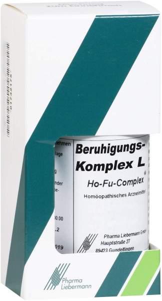 Beruhigungs Komplex L Ho Fu Complex 30 ml Tropfen