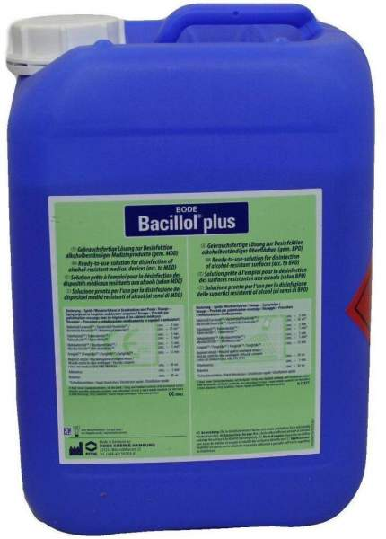 Bacillol Plus 5000 ml Lösung