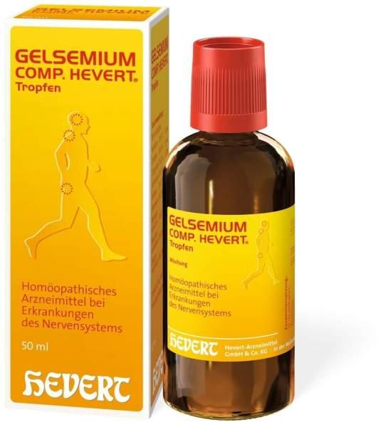 Gelsemium Comp. Hevert Tropfen 100 ml Tropfen
