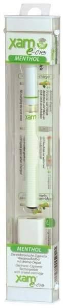 Elektrische Zigarette Xam E-Cig Menthol