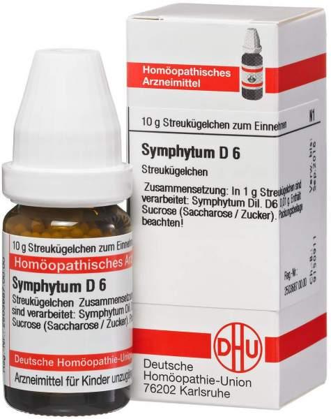 Symphytum D6 10 G Globuli