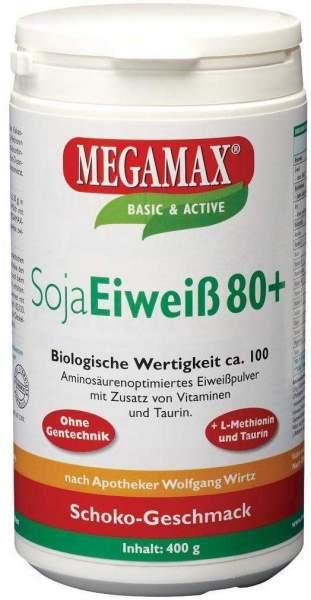 Soja Eiweiß 80+methionin Schoko Pulver