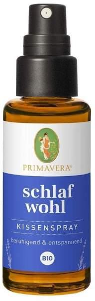 Schlafwohl Kissenspray Bio 30 ml Ätherisches Öl