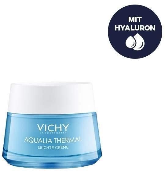 Vichy Aqualia Thermal Leichte Feuchtigkeitspflege 50 ml Tiegel
