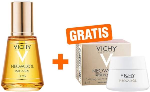 Vichy Neovadiol Magistral Elixir R 30 ml + gratis Neovadiol Rose Platinium 15 ml