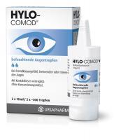 Hylo Comod 2 x 10 ml Augentropfen