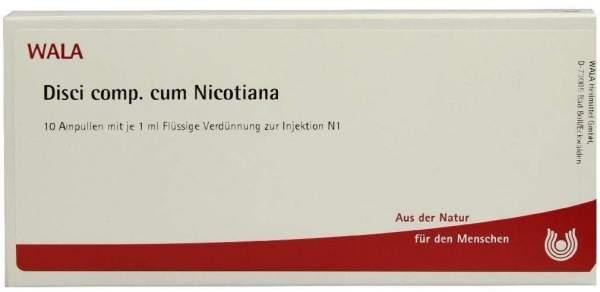 Disci Comp. C. Nicotiana Ampullen