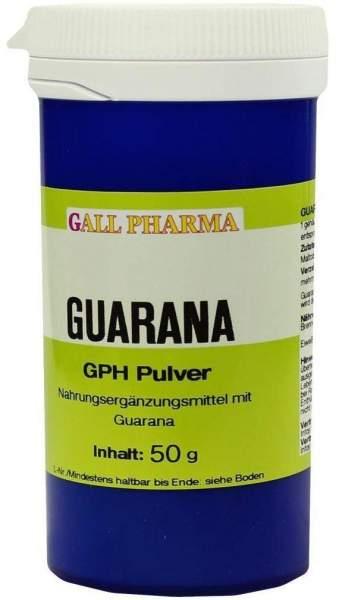 Guarana Pulver 50 G