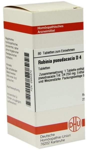 Robinia Pseudacacia D4 Tabletten 80 Tabletten