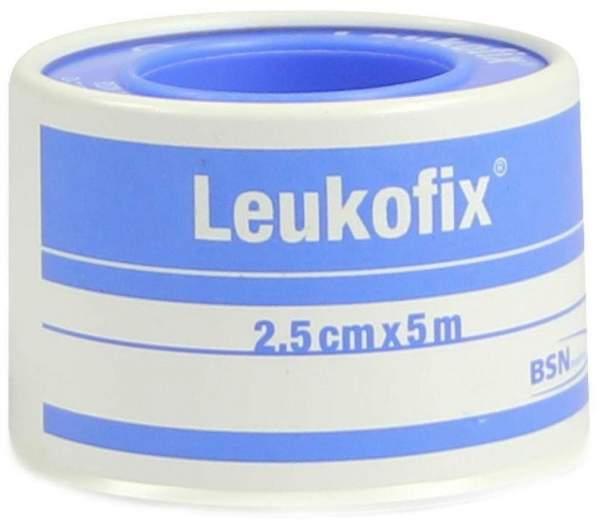 Leukofix 5 M X 2,50 cm 2122 1 Verbandpflaster