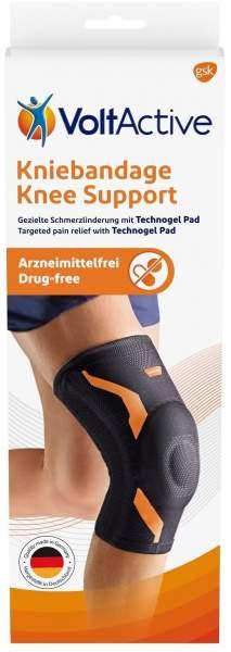 VoltActive Kniebandage Größe M 1 Stück