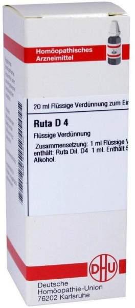 Ruta D4 Dilution 20 ml Dilution