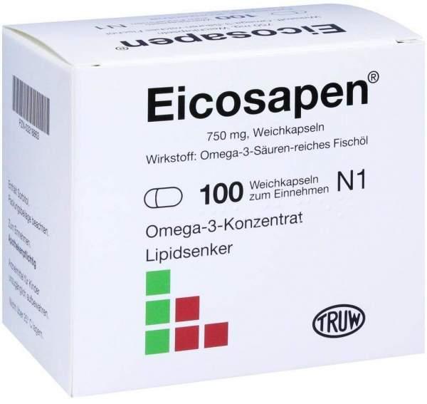 Eicosapen Kapseln 100 Kapseln