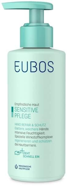Eubos Sensitive Pflege Hand Repair & Schutz Spender 150 ml Creme