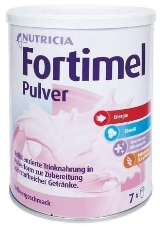 Fortimel 335 G Pulver Erdbeere