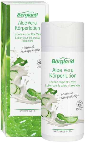 Aloe Vera Körperlotion, 150 ml