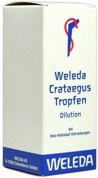 Weleda Crataegus Tropfen 100 ml