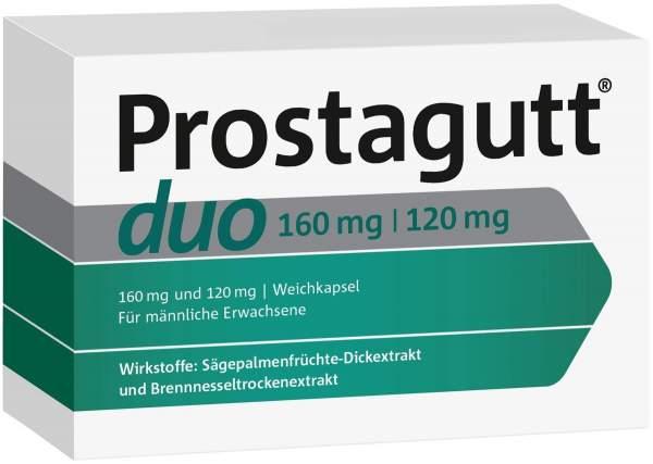 Prostagutt duo 160 mg - 120 mg 120 Kapseln