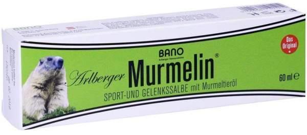 Murmelin Emulsion Arlberger 60 ml Emulsion