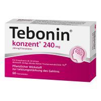 Tebonin konzent 240 mg 60 Filmtabletten