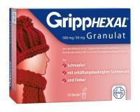 GrippHexal 500 mg - 30 mg Granulat 10 Beutel