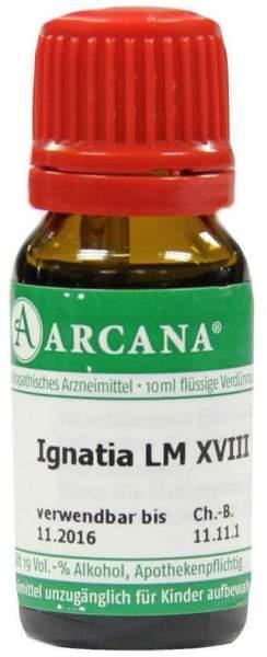 Ignatia Lm 18 Dilution 10 ml