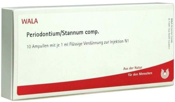 Periodontium Stannum Comp. Ampullen