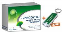 Ginkgovital Heumann 240MG + gratis LED-Schlüsselanhänger