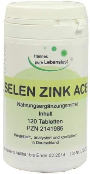 Selen Zink Ace Tabletten