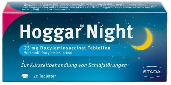 Hoggar Night 20 Tabletten
