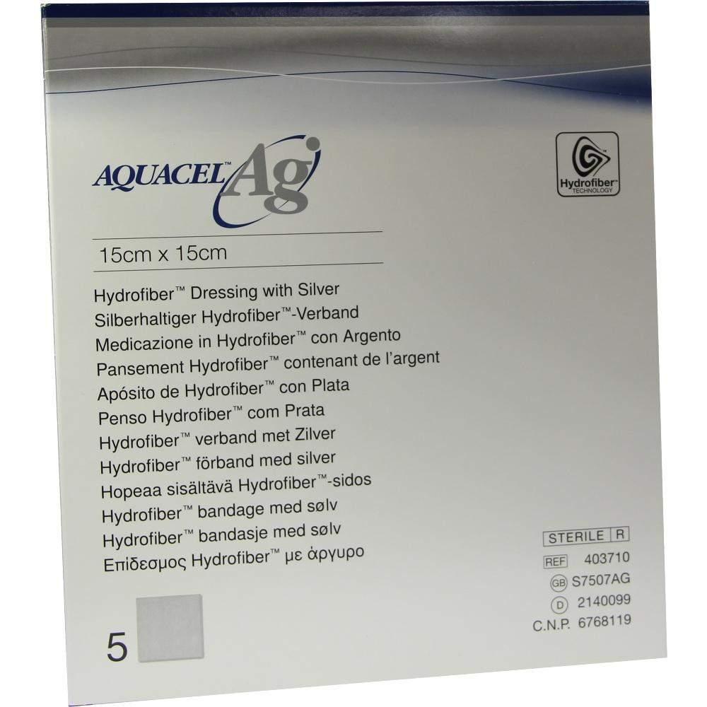 Aquacel AG 15x15 cm Kompressen