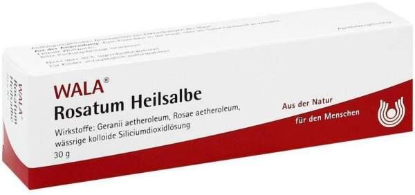 Rosatum Heilsalbe 30 G Salbe