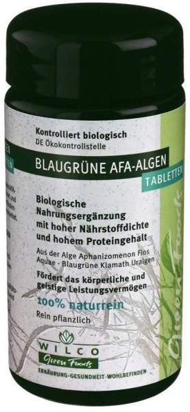 Afa Alge 400 mg Blaugrün Glas Tabletten