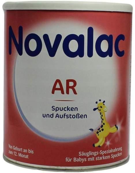 Novalac Ar Nahrung bei Stärkerem Spucken und Aufstoßen 0-12...