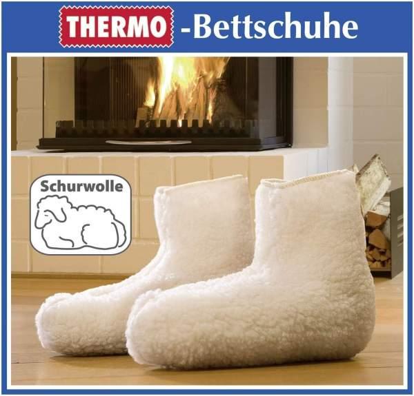 Thermo- Bettschuhe
