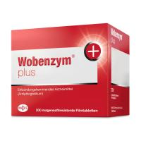 Wobenzym plus 200 magensaftresistente Tabletten
