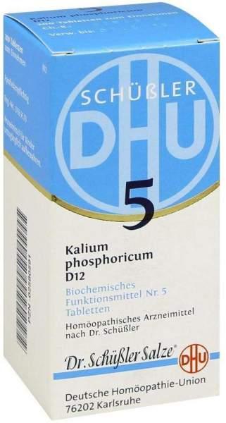 Biochemie Dhu 5 Kalium Phosphoricum D12 200 Tabletten