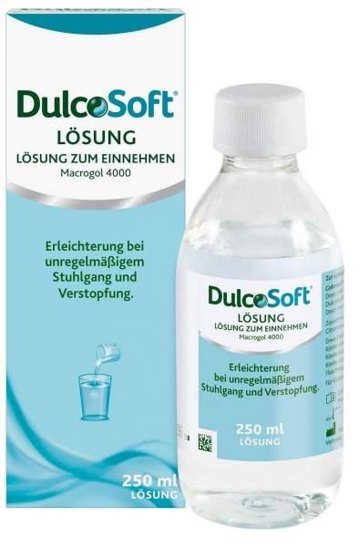 Dulcosoft Lösung 250 ml