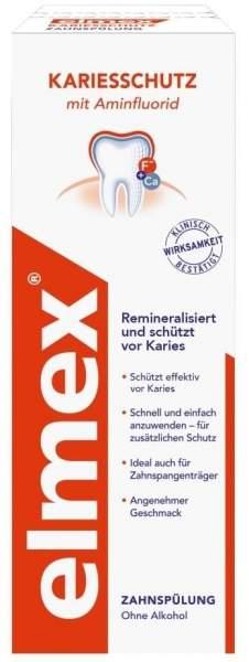 Elmex Kariesschutz 100 ml Zahnspülung